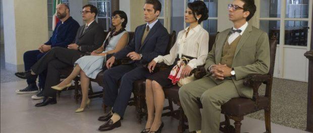 la commissione dei professori del collegio