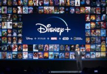 logo della piattaforma Disney+